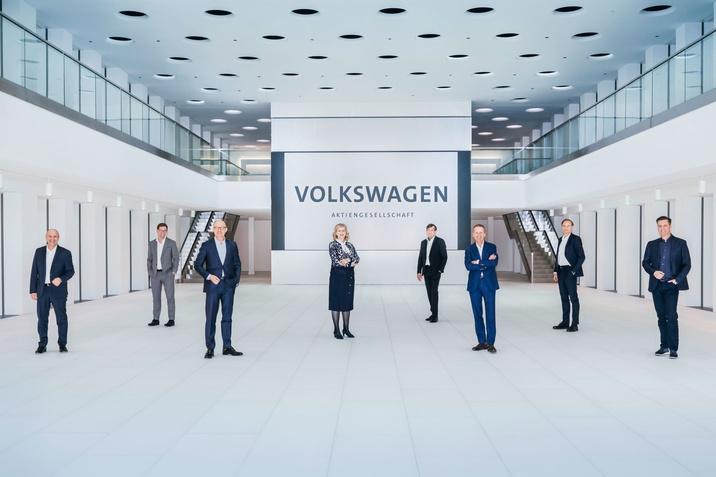 A Volkswagen-csoport platform modellt alkalmaz a jövő eredményeinek eléréséhez