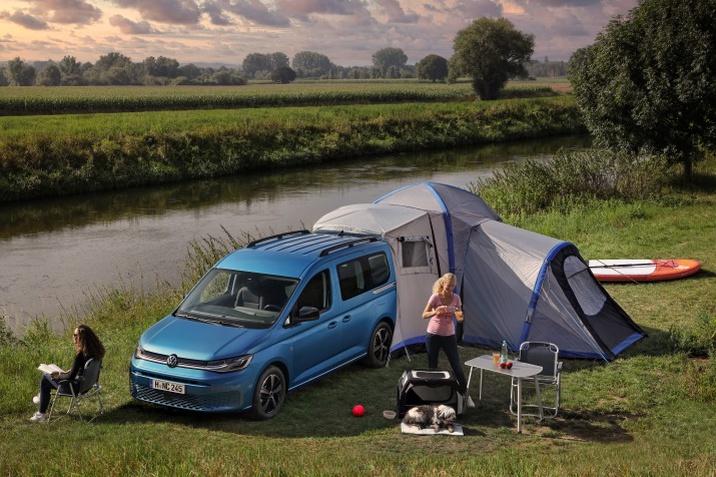 A Volkswagen Haszonjárművek meghívót küld minden táborozónak: a lakóautók virtuális standja online látogatható