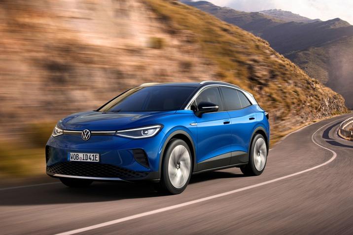 Az új Volkswagen ID.4 - A teljesen elektromos hajtású SUV világpremierje