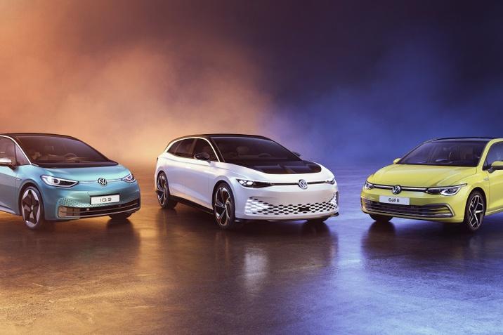 Ipari formatervezési díjat nyert a Volkswagen ID.3