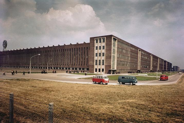 Made in Hannover: A Bulli gyártása 65 évvel ezelőtt kezdődött