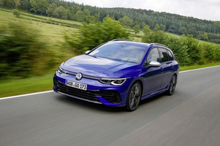 Nagyteljesítményű és sokoldalú – Az új Golf R Variant