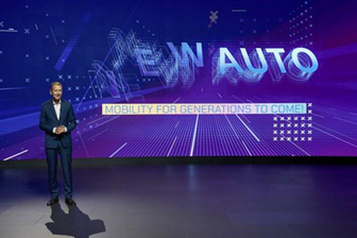 NEW AUTO: a Volkswagen-csoport erősíti az értékteremtést az elektromos autonóm mobilitás világában