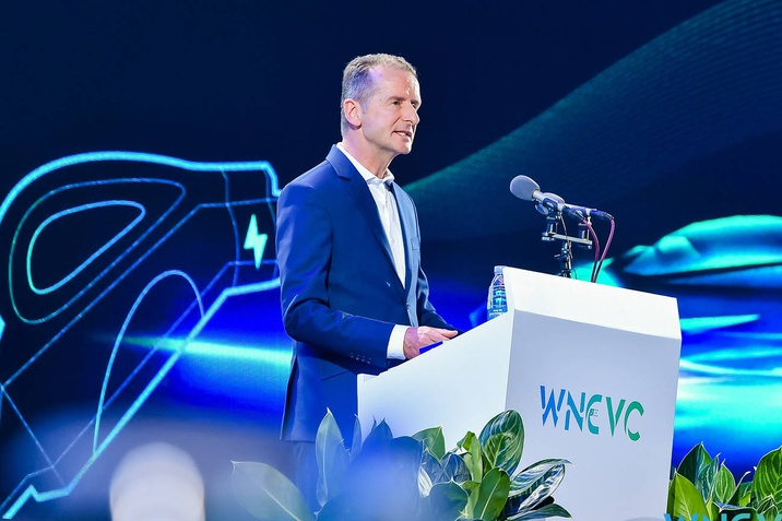 Vezető szerepre tör Kínában a Volkswagen az elektromos mobilitás területén